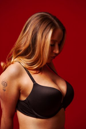 Margotte incall escort